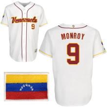 Uniforme Venezolano para el Clásico Mundial